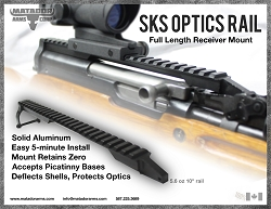 Full-length Optics Rail